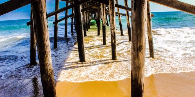 Newport Pier by Sean Olsen