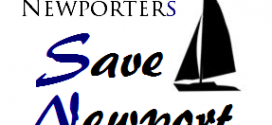 Save Newport Logo