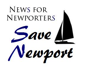 Save Newport Logo