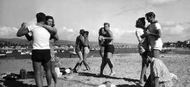 Balboa Island Beach Day 1947