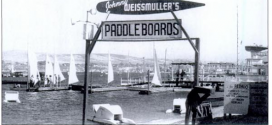 Paddleboard Rental 1940