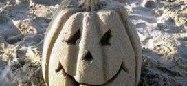 Photo of a Sand Pumpkin