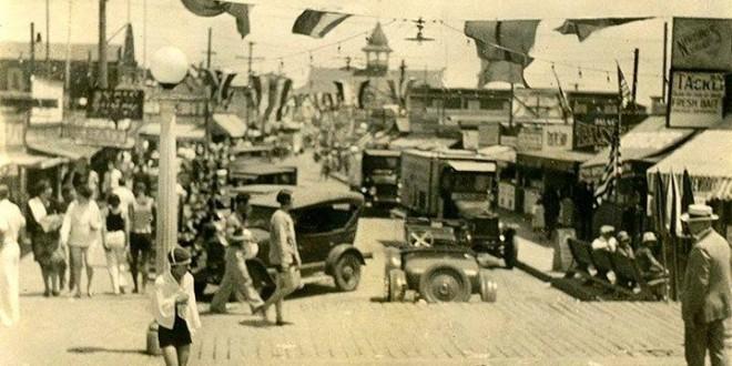 Balboa Pier, 1920s