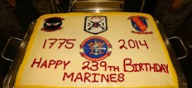 Marines 239th Birthday, 11th Marine Expeditionary Unit