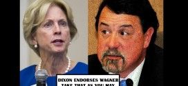Dixon Endorses Wagner
