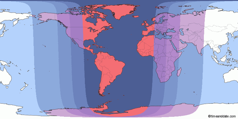 Lunar Eclipse 2015 Sept 28