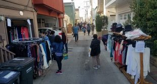 Balboa Island Garage Sale