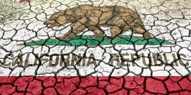 fixing california drought Donald trump humiliated himself by claiming that the california drought doesn't exist and that he will solve the state's problems by turning the water back on.