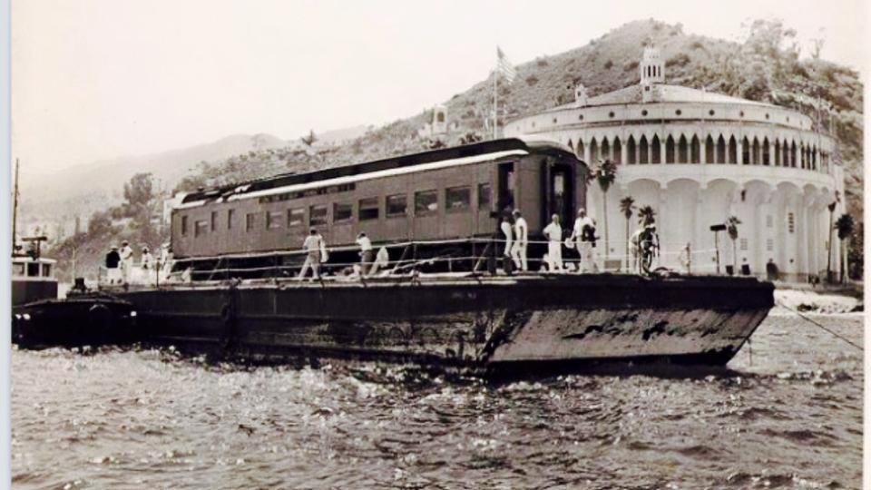 Catalina By Train