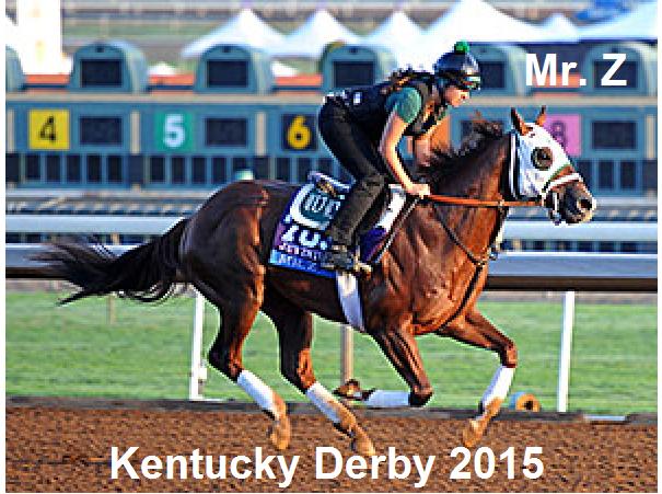 Kentucky Derby - Mr Z