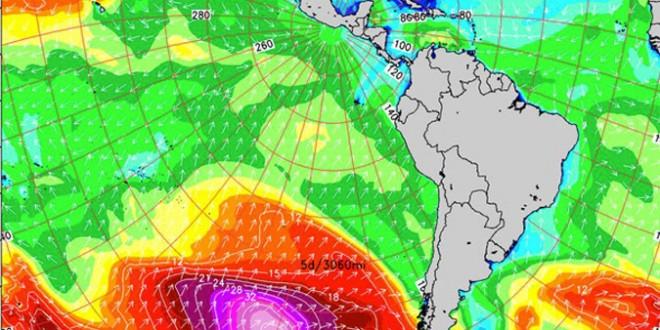 Major Storm Swell