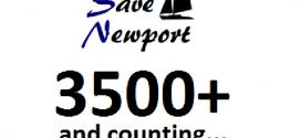 SaveNewport 3,500+