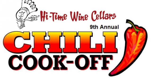 Hi Time Wine Cellars Chili Cookoff