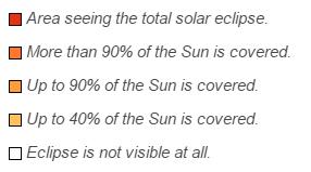 solar eclipse key
