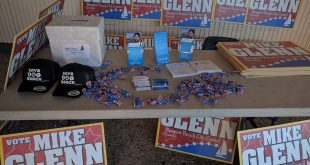 Campaign Signs Mike Glenn