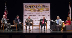 Feet to the Fire image
