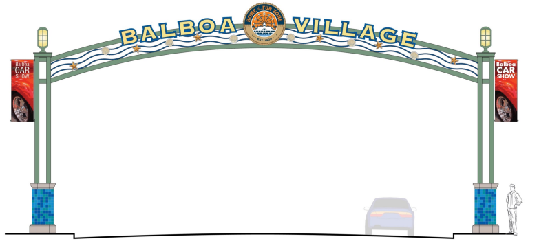 balboa-village-sign-proposed