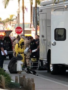 Hazmat Bust photo by Shawn Dewane